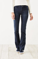 J. Jill Smooth-Fit Barely Boot-Cut Jeans
