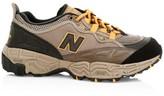 New Balance 801 Mix Media Leather Trek Sneakers