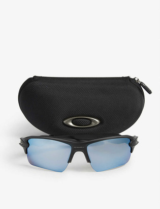 Oakley OO9188-58 Flak 2.0 XL rectangle-frame sunglasses