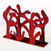 "Alessi Mediterraneo"" Napkin Holder, Red"
