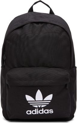 adidas Black AdiColor Classic Backpack