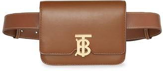 Burberry TB monogram belt bag