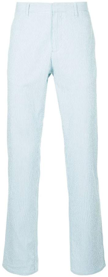 Cerruti straight leg trousers