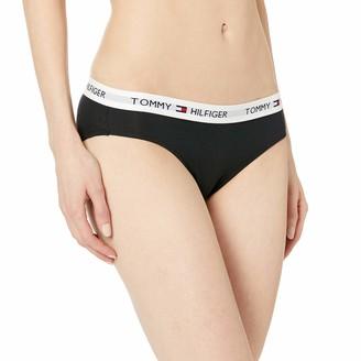 Tommy Hilfiger Womens Cotton Logoband Th Bikini Panty Single Or 2-Pack Underwear