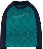 Nike Toddler Boy Dri-FIT Geometric Raglan Tee