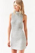 BDG Marly Turtleneck Sweater Mini Dress