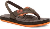 Reef Grom Roundhouse Flip-Flop (Baby, Toddler, & Little Kids)