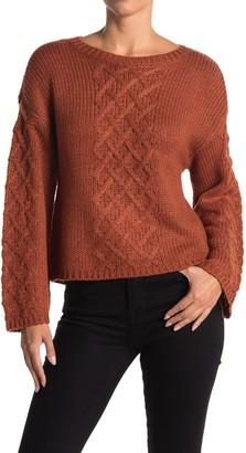 BB Dakota Retro Active Sweater