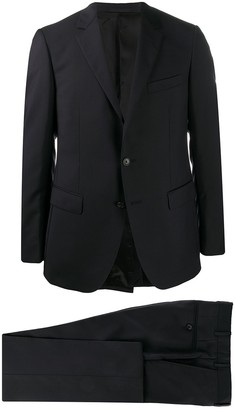 Lanvin Single-Breasted Wool Suit