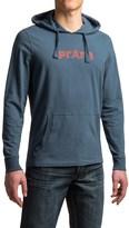 Prana Setu Hoodie Shirt - Organic Cotton, Long Sleeve (For Men)