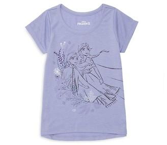 Disney Little Girl's Graphic Frozen 2 Tee