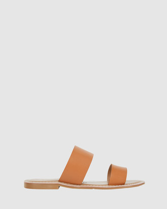 Ravella - Women's Brown Sandals - Izzy - Size One Size, 39 at The Iconic