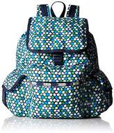 Le Sport Sac Voyager Back pack, Travel Daisy, One Size