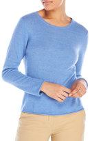 ply cashmere Petite Cashmere Sweater