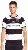 Polo Ralph Lauren Striped Micro-Dot T-Shirt