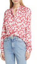 Equipment Nerine Floral Blouse
