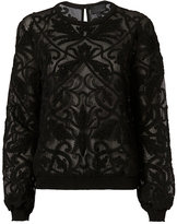 Exclusive for Intermix Jasmine Embroidery Blouse