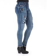 Amethyst Jeans Sybil High-Waist Bodycon Jegging - Plus