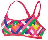 Speedo Women's Manhattan Crossback Swim Crop Top