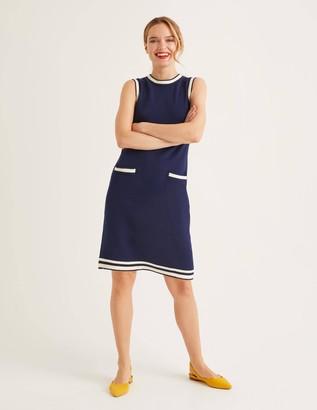 Mira Stitch Cotton Dress