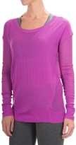 Lorna Jane Melody Mesh Sweater (For Women)