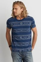 American Eagle Outfitters AE Print Pocket Crew T-Shirt