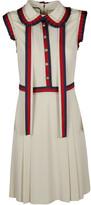 Gucci Striped Trim Dress
