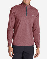 Eddie Bauer Men's Lookout 1/4-Zip Mockneck