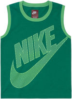 Nike Logo Tank Top - Preschool Boys 4-7