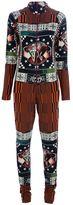 Jean Paul Gaultier Vintage Printed jumpsuit