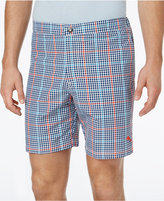 Tommy Bahama Men's Coasta Rio Plaid Swim Trunks