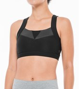 Mondetta Anchor Sports Bra - Medium Impact, Removable Cups, Racerback (For Women)