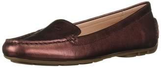 Taryn Rose Women's Karen Driving Style Loafer Mahogany 9 M Medium US