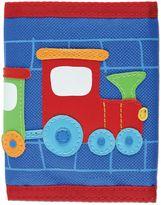 Stephen Joseph Train Wallet in Blue