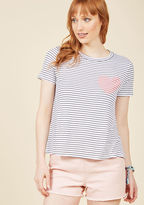 ModCloth Depiction of Your Passion T-Shirt in M