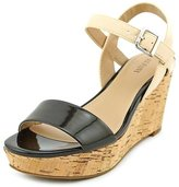 Alfani Pyper Women US 9.5 Nude Wedge Sandal