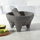 Crate & Barrel Molcajete