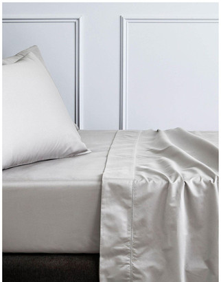 Sheridan Hotel-Weight Luxury 1000TC Sheet Set in Stone Grey