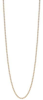 Asha Beaded Chain Necklace