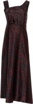 Isabel Marant Shari Printed Silk Dress