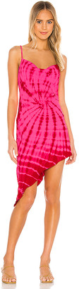 Amanda Uprichard Ansonia Hi Lo Dress