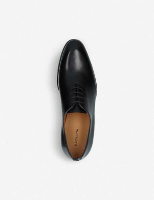 Magnanni Flex Wholecut leather oxford shoes