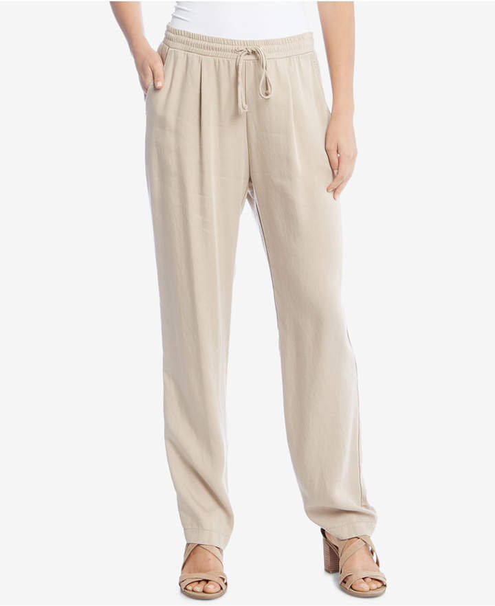 Karen Kane Drawstring Soft Pants