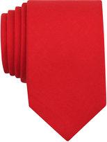 Bar III Firth Solid Skinny Tie