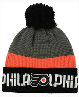 Reebok Philadelphia Flyers Pom Knit Hat