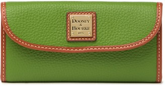 Dooney & Bourke Leather Continental Wallet