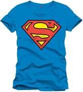 Superman Classic Logo Blue