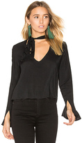 De Lacy Audra Top in Black. - size XS (also in )