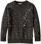 Munster Splatter Sweatshirt (Toddler/Little Kids/Big Kids)