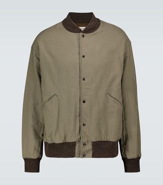 Visvim Varsity jacket